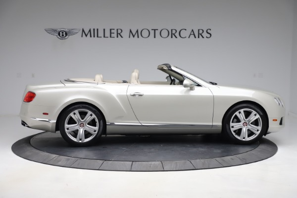 Used 2015 Bentley Continental GTC V8 for sale Sold at Rolls-Royce Motor Cars Greenwich in Greenwich CT 06830 10