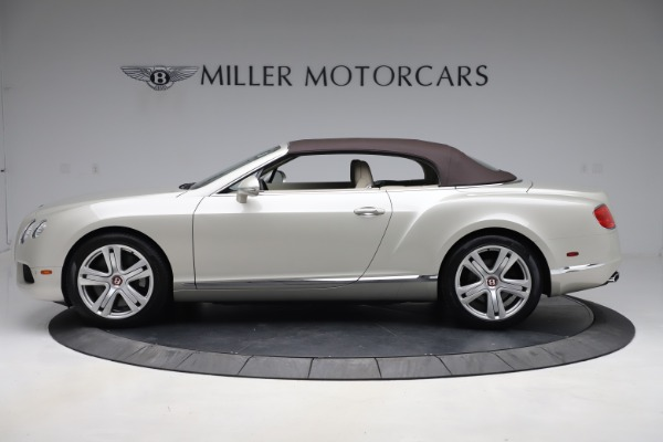 Used 2015 Bentley Continental GTC V8 for sale Sold at Rolls-Royce Motor Cars Greenwich in Greenwich CT 06830 15