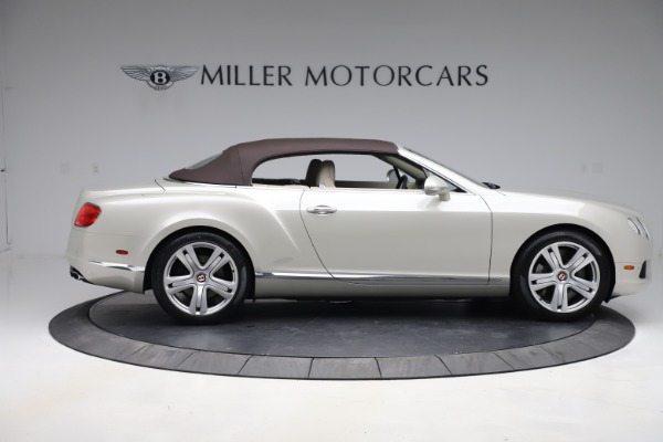 Used 2015 Bentley Continental GTC V8 for sale Sold at Rolls-Royce Motor Cars Greenwich in Greenwich CT 06830 18