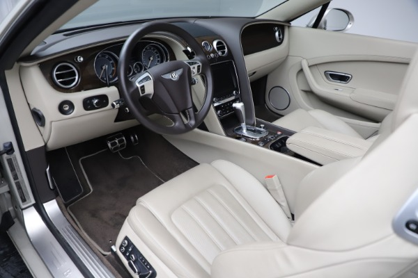 Used 2015 Bentley Continental GTC V8 for sale Sold at Rolls-Royce Motor Cars Greenwich in Greenwich CT 06830 25