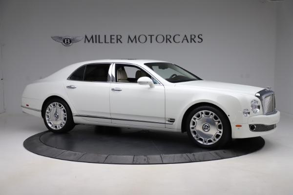 Used 2016 Bentley Mulsanne for sale $145,900 at Rolls-Royce Motor Cars Greenwich in Greenwich CT 06830 10