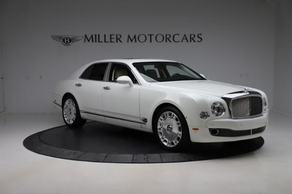 Used 2016 Bentley Mulsanne for sale $145,900 at Rolls-Royce Motor Cars Greenwich in Greenwich CT 06830 11