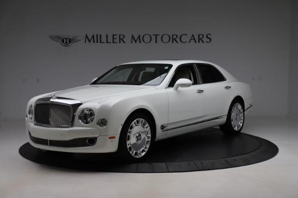 Used 2016 Bentley Mulsanne for sale $145,900 at Rolls-Royce Motor Cars Greenwich in Greenwich CT 06830 2