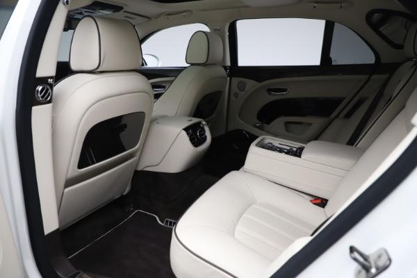 Used 2016 Bentley Mulsanne for sale $145,900 at Rolls-Royce Motor Cars Greenwich in Greenwich CT 06830 21