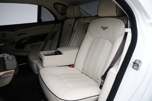 Used 2016 Bentley Mulsanne for sale $145,900 at Rolls-Royce Motor Cars Greenwich in Greenwich CT 06830 23