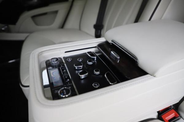 Used 2016 Bentley Mulsanne for sale $145,900 at Rolls-Royce Motor Cars Greenwich in Greenwich CT 06830 24