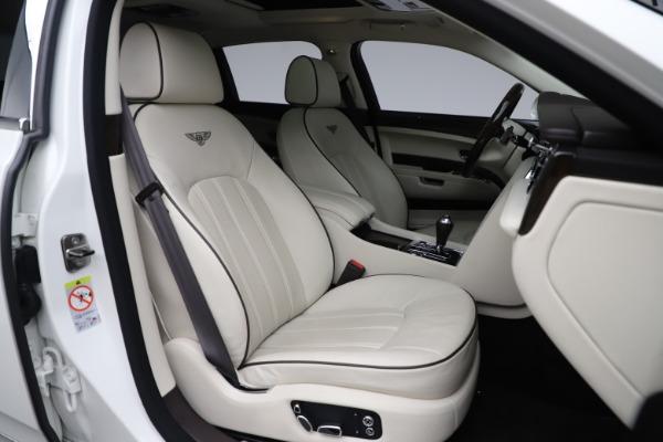 Used 2016 Bentley Mulsanne for sale $145,900 at Rolls-Royce Motor Cars Greenwich in Greenwich CT 06830 28