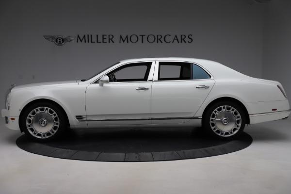 Used 2016 Bentley Mulsanne for sale $145,900 at Rolls-Royce Motor Cars Greenwich in Greenwich CT 06830 3