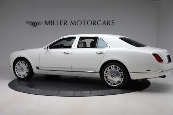 Used 2016 Bentley Mulsanne for sale $145,900 at Rolls-Royce Motor Cars Greenwich in Greenwich CT 06830 4