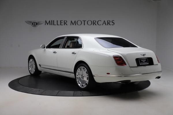 Used 2016 Bentley Mulsanne for sale $145,900 at Rolls-Royce Motor Cars Greenwich in Greenwich CT 06830 5