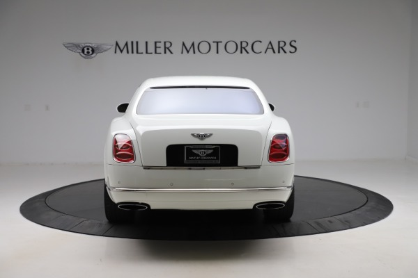 Used 2016 Bentley Mulsanne for sale $145,900 at Rolls-Royce Motor Cars Greenwich in Greenwich CT 06830 6