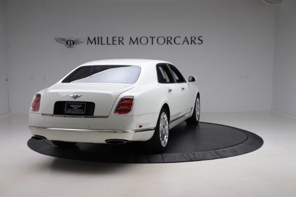 Used 2016 Bentley Mulsanne for sale $145,900 at Rolls-Royce Motor Cars Greenwich in Greenwich CT 06830 7
