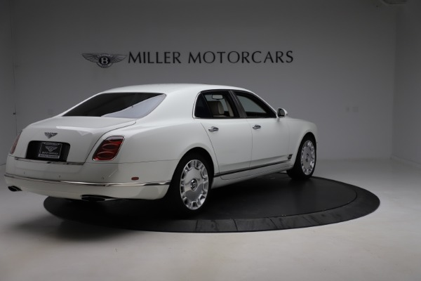 Used 2016 Bentley Mulsanne for sale $145,900 at Rolls-Royce Motor Cars Greenwich in Greenwich CT 06830 8
