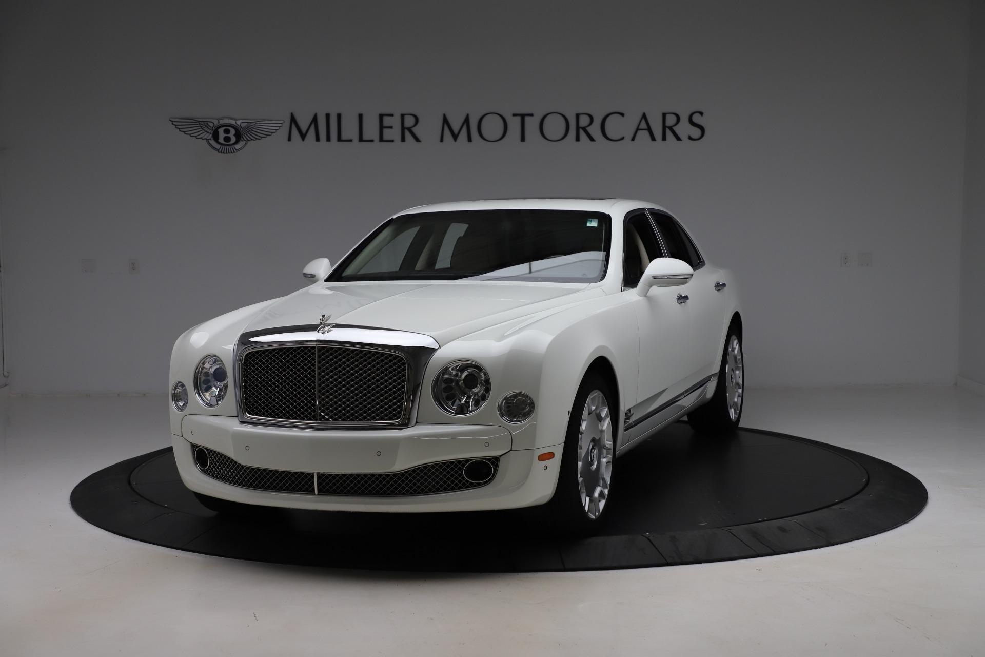 Used 2016 Bentley Mulsanne for sale $145,900 at Rolls-Royce Motor Cars Greenwich in Greenwich CT 06830 1