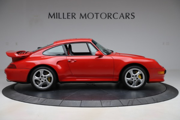 Used 1997 Porsche 911 Turbo S for sale $419,900 at Rolls-Royce Motor Cars Greenwich in Greenwich CT 06830 10