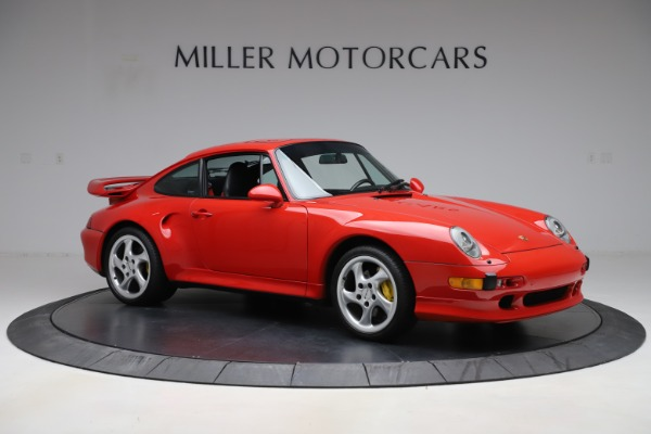 Used 1997 Porsche 911 Turbo S for sale $419,900 at Rolls-Royce Motor Cars Greenwich in Greenwich CT 06830 11