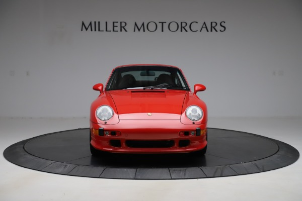 Used 1997 Porsche 911 Turbo S for sale $419,900 at Rolls-Royce Motor Cars Greenwich in Greenwich CT 06830 13