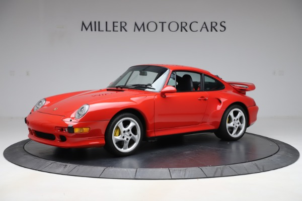 Used 1997 Porsche 911 Turbo S for sale $419,900 at Rolls-Royce Motor Cars Greenwich in Greenwich CT 06830 2