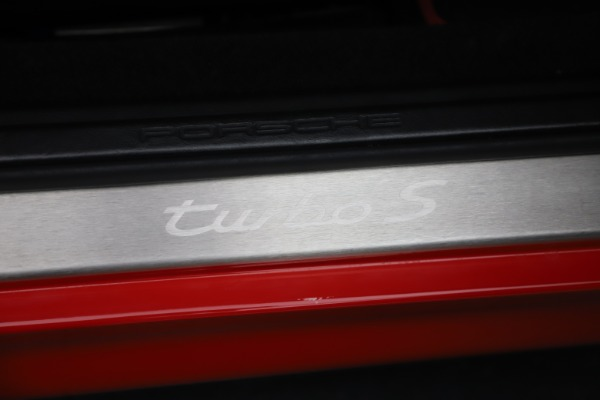 Used 1997 Porsche 911 Turbo S for sale $419,900 at Rolls-Royce Motor Cars Greenwich in Greenwich CT 06830 24