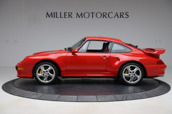 Used 1997 Porsche 911 Turbo S for sale $419,900 at Rolls-Royce Motor Cars Greenwich in Greenwich CT 06830 3