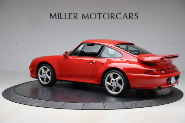 Used 1997 Porsche 911 Turbo S for sale $419,900 at Rolls-Royce Motor Cars Greenwich in Greenwich CT 06830 4