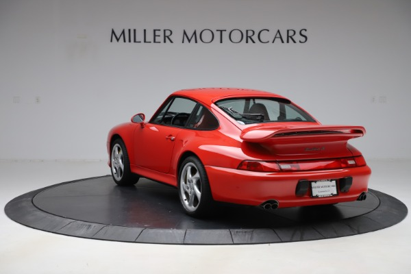 Used 1997 Porsche 911 Turbo S for sale $419,900 at Rolls-Royce Motor Cars Greenwich in Greenwich CT 06830 6
