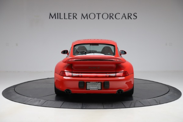 Used 1997 Porsche 911 Turbo S for sale $419,900 at Rolls-Royce Motor Cars Greenwich in Greenwich CT 06830 7