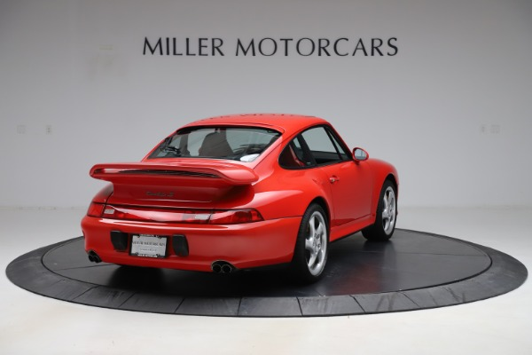 Used 1997 Porsche 911 Turbo S for sale $419,900 at Rolls-Royce Motor Cars Greenwich in Greenwich CT 06830 8
