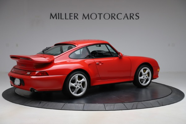 Used 1997 Porsche 911 Turbo S for sale $419,900 at Rolls-Royce Motor Cars Greenwich in Greenwich CT 06830 9