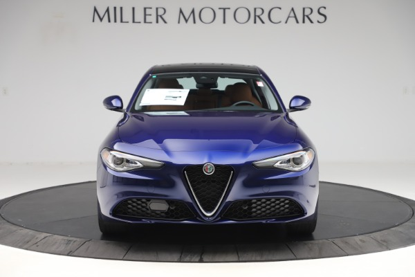 New 2020 Alfa Romeo Giulia Ti Q4 for sale Sold at Rolls-Royce Motor Cars Greenwich in Greenwich CT 06830 12
