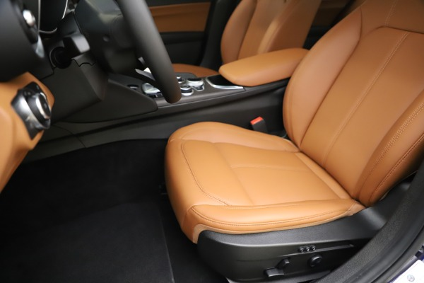 New 2020 Alfa Romeo Giulia Ti Q4 for sale $47,940 at Rolls-Royce Motor Cars Greenwich in Greenwich CT 06830 15