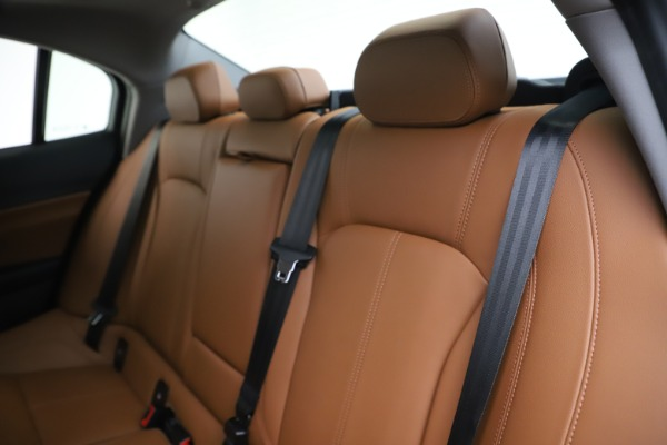 New 2020 Alfa Romeo Giulia Ti Q4 for sale $47,940 at Rolls-Royce Motor Cars Greenwich in Greenwich CT 06830 18