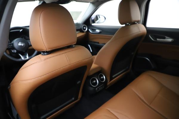 New 2020 Alfa Romeo Giulia Ti Q4 for sale Sold at Rolls-Royce Motor Cars Greenwich in Greenwich CT 06830 19