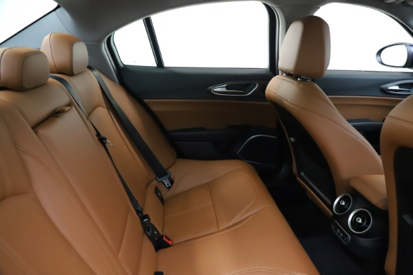 New 2020 Alfa Romeo Giulia Ti Q4 for sale $47,940 at Rolls-Royce Motor Cars Greenwich in Greenwich CT 06830 26