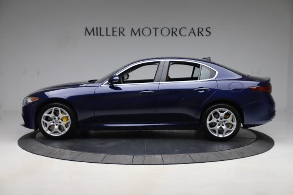 New 2020 Alfa Romeo Giulia Ti Q4 for sale $47,940 at Rolls-Royce Motor Cars Greenwich in Greenwich CT 06830 3