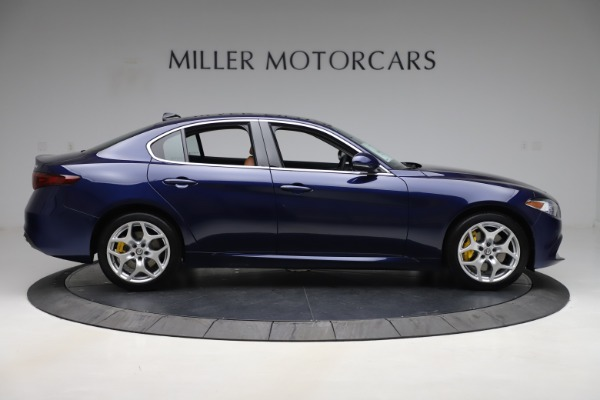 New 2020 Alfa Romeo Giulia Ti Q4 for sale Sold at Rolls-Royce Motor Cars Greenwich in Greenwich CT 06830 9