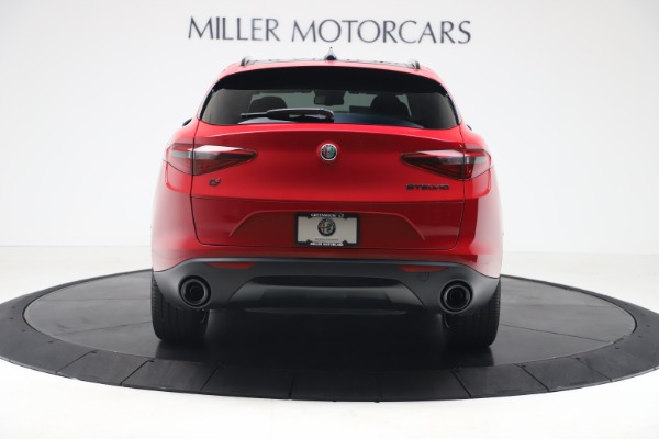 New 2020 Alfa Romeo Stelvio Q4 for sale $49,240 at Rolls-Royce Motor Cars Greenwich in Greenwich CT 06830 6