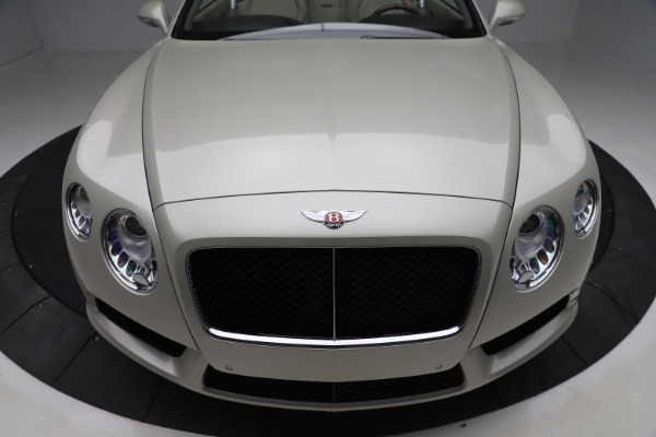 Used 2015 Bentley Continental GTC V8 for sale Sold at Rolls-Royce Motor Cars Greenwich in Greenwich CT 06830 19