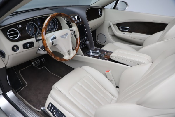 Used 2015 Bentley Continental GTC V8 for sale Sold at Rolls-Royce Motor Cars Greenwich in Greenwich CT 06830 23