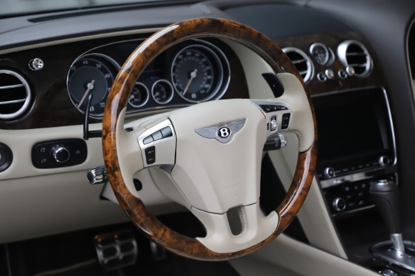Used 2015 Bentley Continental GTC V8 for sale Sold at Rolls-Royce Motor Cars Greenwich in Greenwich CT 06830 26