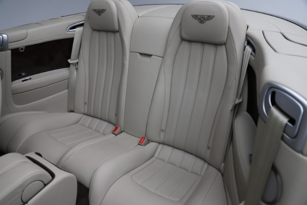 Used 2015 Bentley Continental GTC V8 for sale Sold at Rolls-Royce Motor Cars Greenwich in Greenwich CT 06830 28