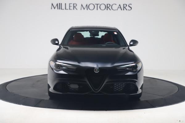 New 2020 Alfa Romeo Giulia Ti Sport Q4 for sale $56,440 at Rolls-Royce Motor Cars Greenwich in Greenwich CT 06830 12