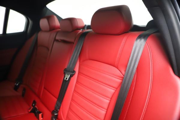 New 2020 Alfa Romeo Giulia Ti Sport Q4 for sale $56,440 at Rolls-Royce Motor Cars Greenwich in Greenwich CT 06830 18