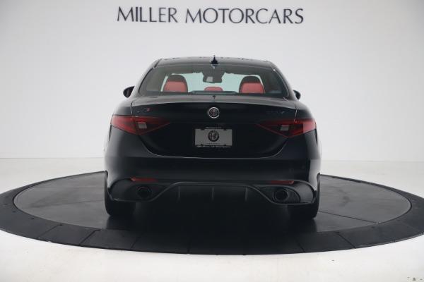 New 2020 Alfa Romeo Giulia Ti Sport Q4 for sale $56,440 at Rolls-Royce Motor Cars Greenwich in Greenwich CT 06830 6