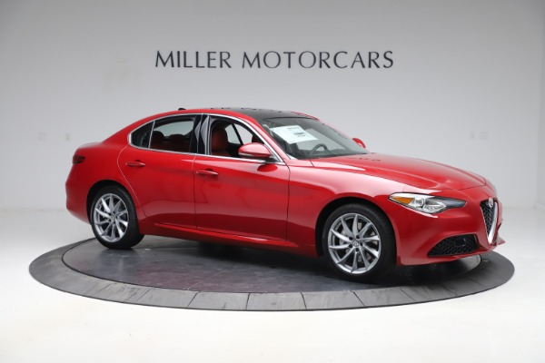 New 2020 Alfa Romeo Giulia Q4 for sale $45,740 at Rolls-Royce Motor Cars Greenwich in Greenwich CT 06830 10