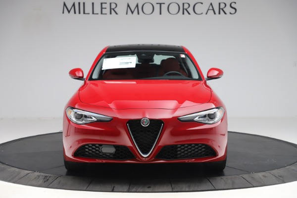 New 2020 Alfa Romeo Giulia Q4 for sale $45,740 at Rolls-Royce Motor Cars Greenwich in Greenwich CT 06830 12