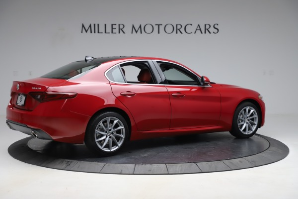 New 2020 Alfa Romeo Giulia Q4 for sale $45,740 at Rolls-Royce Motor Cars Greenwich in Greenwich CT 06830 8