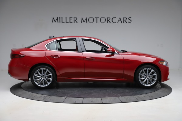 New 2020 Alfa Romeo Giulia Q4 for sale $45,740 at Rolls-Royce Motor Cars Greenwich in Greenwich CT 06830 9