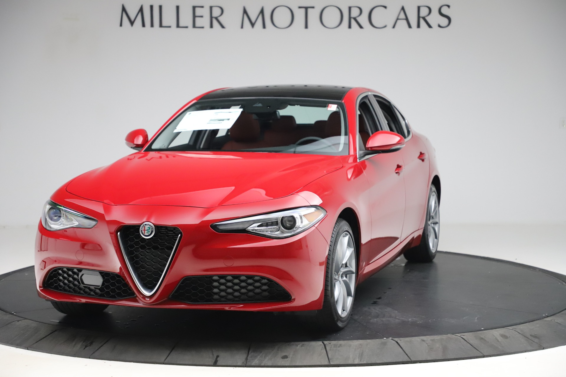 New 2020 Alfa Romeo Giulia Q4 for sale $45,740 at Rolls-Royce Motor Cars Greenwich in Greenwich CT 06830 1