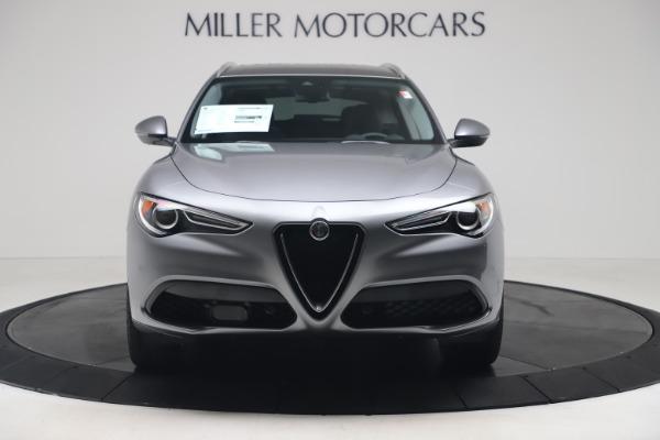 New 2020 Alfa Romeo Stelvio Ti Lusso Q4 for sale $55,790 at Rolls-Royce Motor Cars Greenwich in Greenwich CT 06830 12